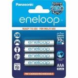 Jual Panasonic Rechargeable Battery Eneloop Aaa 950 Mah Dki Jakarta Murah