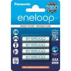 Promo Panasonic Rechargeable Battery Eneloop Aaa 950 Mah Di Dki Jakarta