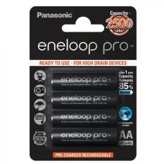 Cuci Gudang Panasonic Rechargeable Battery Eneloop Pro Aa 2550Mah