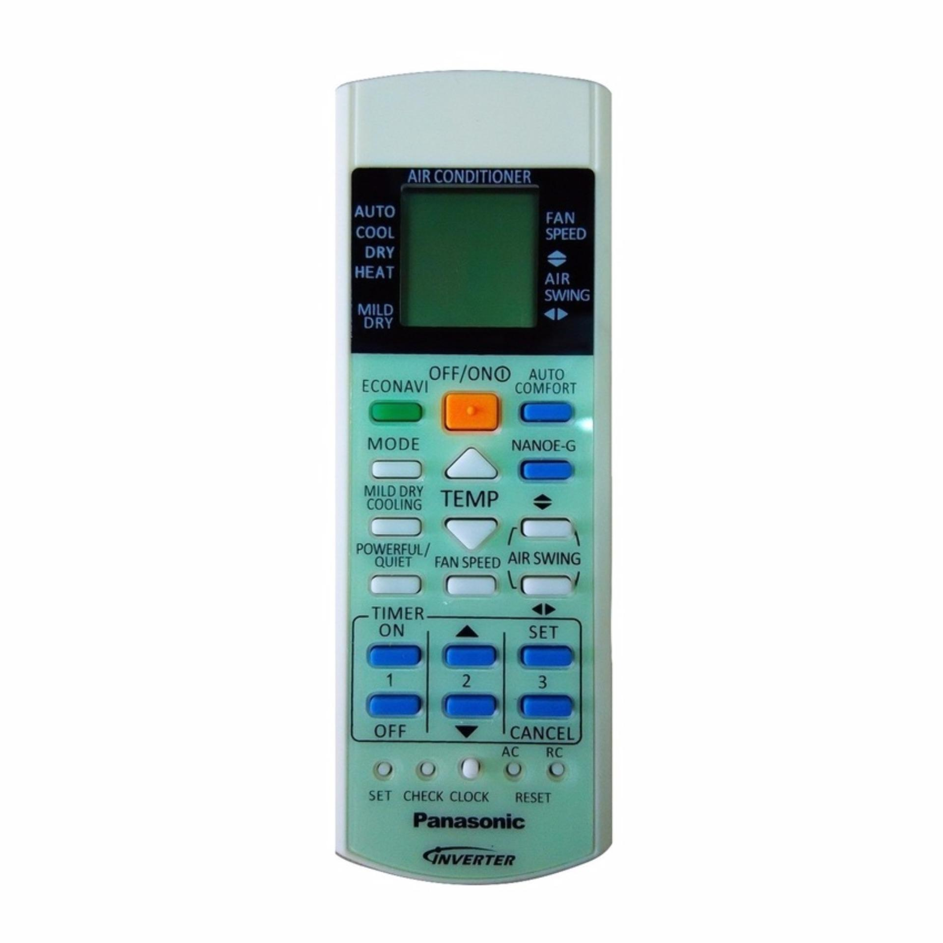 Panasonic Remot Control AC Inverter - Putih