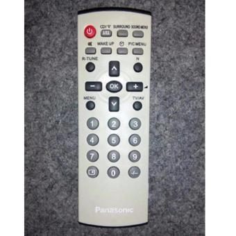 Panasonic Remote TV TABUNG - Putih - Remote Control TV [DKI Jakarta] | DuniaAudio.com