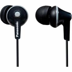 Jual Panasonic Rp Hje125 K Stereo Di Kanal Telinga Bud Ergofit Headphone Rphje125 Hitam Intl Branded Murah