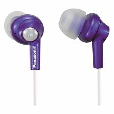 Panasonic RP-HJE270-V In-Ear Earbud Ergo-Fit Design Headphone RPHJE270 - intl