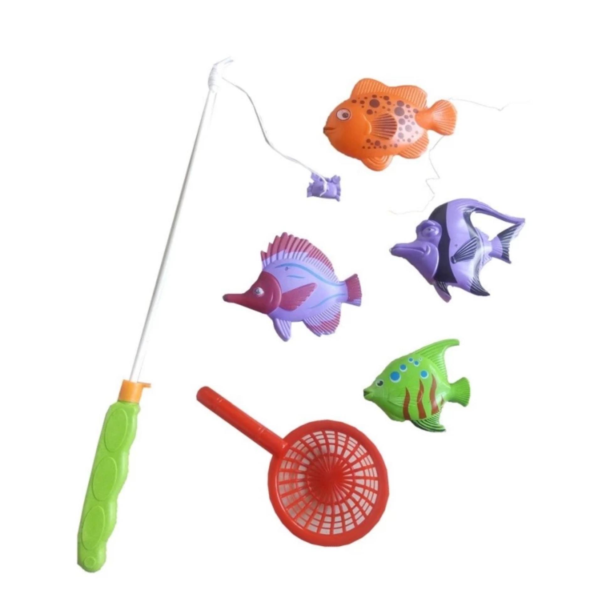 Pancingan + Ikan Mainan Anak (OCT3108AB)              (2)   Tulis ulasan