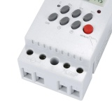 Jual Panel Mounted Kg316T Ii Din Rail Digital Programmable Timer Time Switch Intl Antik