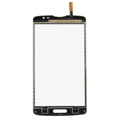 For Panel Layar Sentuh Digitizer LG L80 Rangkap (Hitam)-