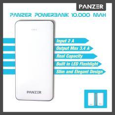 Panzer Power Bank 10000 Mah Real Capacity With Smart Ic Promo Beli 1 Gratis 1