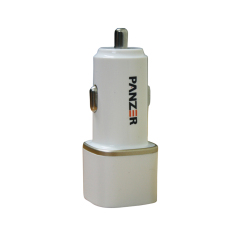 Beli Panzer Smart Car Charger 2 Usb 2 4A Fast Charging Seken