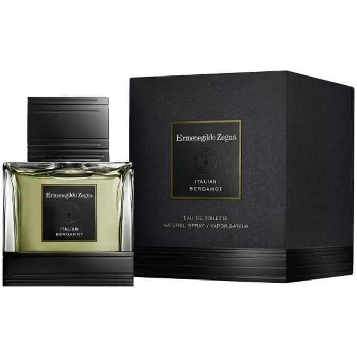 Parfum Ermenegildo Zegna Italian Bergamot Man 100 ML Ori Tester Non Box