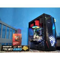 PC AMD FX 6300 3.5GHZ Gaming Deisgn Grafis Best for Budget
