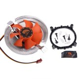 Spesifikasi Pc Cpu Cooler Cooling Fan Heatsink For Intel Lga775 1155 Amd Am2 Am3 754 Intl Baru