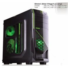 PC Design Core i7 - 8gb ddr3 - Vga Gtx1050ti 4gb ddr5 dx12