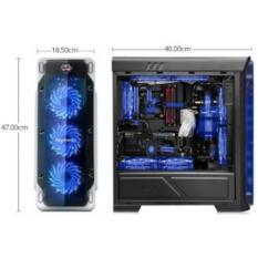 Review Toko Pc Gaming Spyro Kabylake Budget Monster G4560 1050Ti 4Gb Ddr5 2Tb Hdd Segotep Lux Psu 80Plus Bronze Online