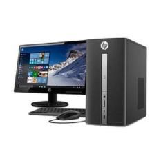 PC HP Desktop 570-P033l Y0P78AA DOS