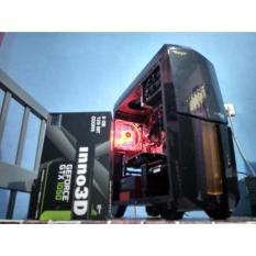 PC Intel Core I7 2600 Feat Nvidia GTX 1050