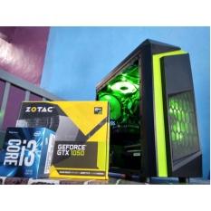 PC Intel Skylake Core i3 6100 3,7Ghz Gaming HIGHEND