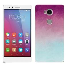 PC Plastic Case for Huawei Honor 5X (Multicolor) - intl