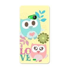 Toko Pc For Indonesia Ngumpul Di Sini Burung Hantu Kartun Plastik Case Nokia Lumia 535 Aneka Warna Lengkap Di Tiongkok