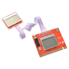 Jual Pci Analyzer Diagnostic Post Card Tester W Lcd Display Pti8 Untuk Pc Laptop Intl Oem Branded