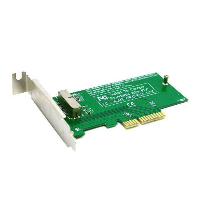 PCI Express PCI-E Ke 2013 Apple MacBook Pro AIR SSD Kartu Konverter untuk A1493 A1502-Intl