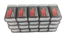 Harga Peak Power Heavy Duty 9V Battery 20 Pcs Hitam Branded