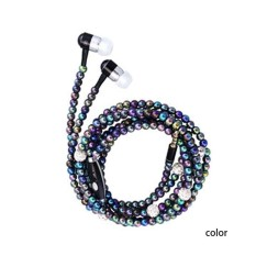 Kalung Mutiara Earphone Business High-Fidelity Headset In-Ear Universal-Intl