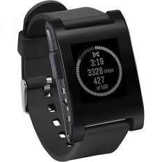 Diskon Pebble Smart Watch Black Intl Pebble Di Korea Selatan