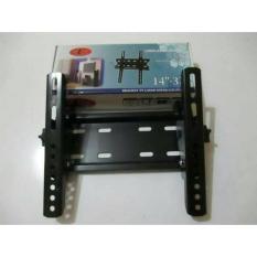 Penyangga Tv Dinding Bracket Tv Lcd Clc 14 - 32 inch