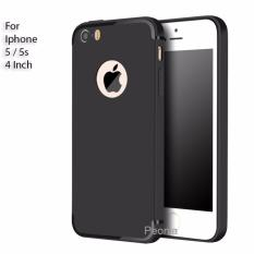 Peonia Anti Fingerprint Premium Quality Grade A Ultraslim Hybrid Case for Iphone 5 / 5s / 5 SE 4 Inch