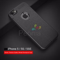 Peonia Case iPhone 5, iPhone 5s, iPhone 5SE (4.0 Inch) (sama ukuran) Casing Ultimate Auto Focus Original