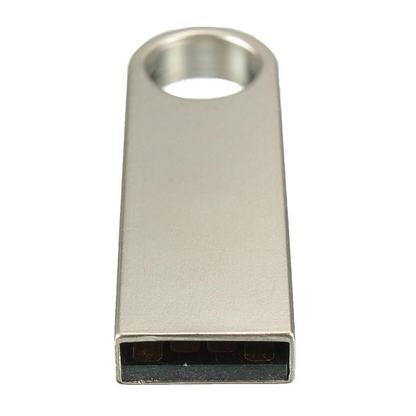 Beli Perak Keemasan 32 Gb Usb 2 Flash Memori Drive Logam Menempel Jempol Pena Perak Internasional Cicilan