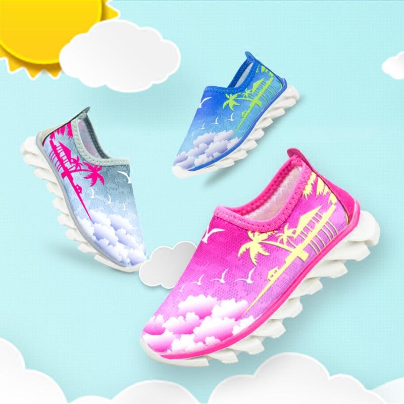Jual Perempuan Semi Dan Tergelincir Anak Anak Sepatu Olahraga Baru Sepatu Sepatu Online