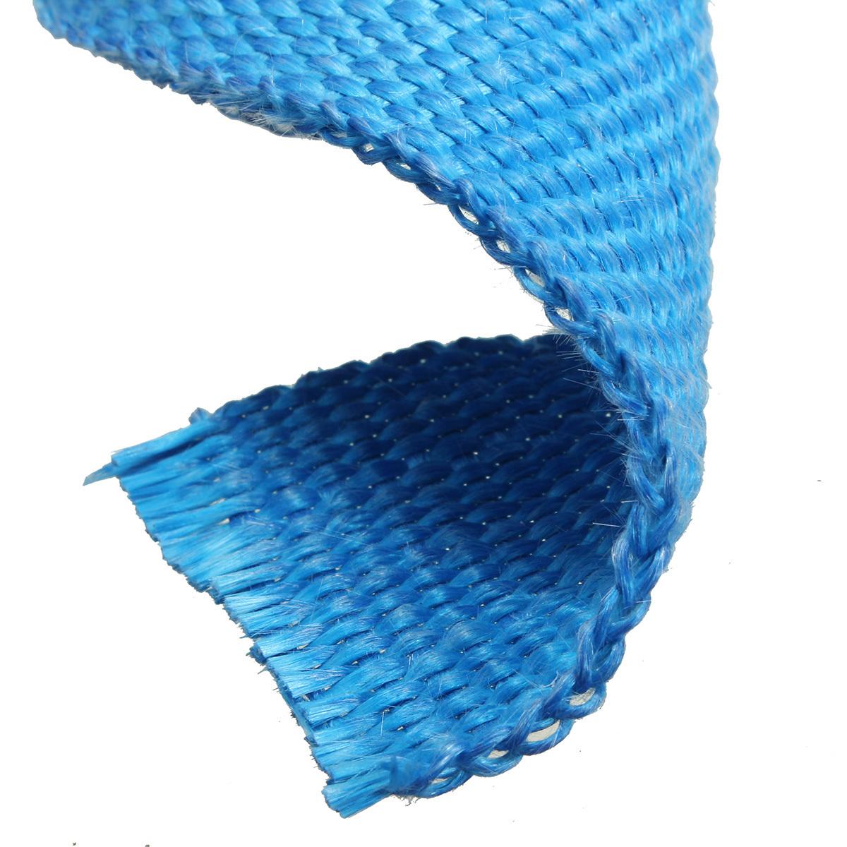 Performa Knalpot Berjenis Downpipe Isolasi Panas Bungkus 5 08 Cm Biru Murah