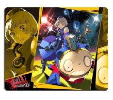 Persona 4 Di Mayonaka Arena P4U Elizabeth Kuma Anime Gaming Mouse Pad