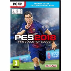 PES 2018 pc   full patch terbaru 2018