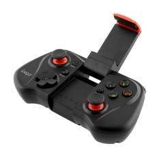 PG-9033 Bluetooth Wireless Game Controller Gamepad Joystick untuk Ponsel/Pod/Pad/Android Ponsel/Tablet PC Joystick Gamepad Android IOS-Intl
