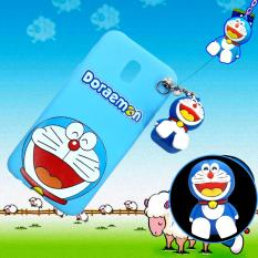 Phey Softcase Silicon New Doraemon Gantung For Samsung Galaxy J5 Pro