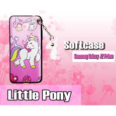 Pheyphey Samsung Grand Prime Case Unicorn Gantung