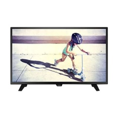 Philips 32 inch HD Ready Digital LED TV - Hitam (Model 32PHT4002S)