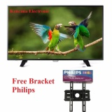 Review Philips 32Pht4002S Digital Tv Dvb T2 Led Tv 32 Slim New Free Bracket Philips Khusus Jabodetabek