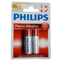 Toko Philips Alkaline A2 Bp2 12 Baterai Di Dki Jakarta