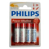 Review Philips Alkaline A2 Bp4 24 Baterai Indonesia
