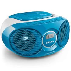 Spesifikasi Philips Az 215N Cd Soundmachine Cd Player Radio Biru Baru