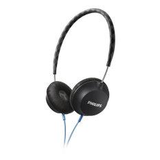Jual Philips Citiscape Lightweight Headphone Shl 5100Bk Hitam Branded Original