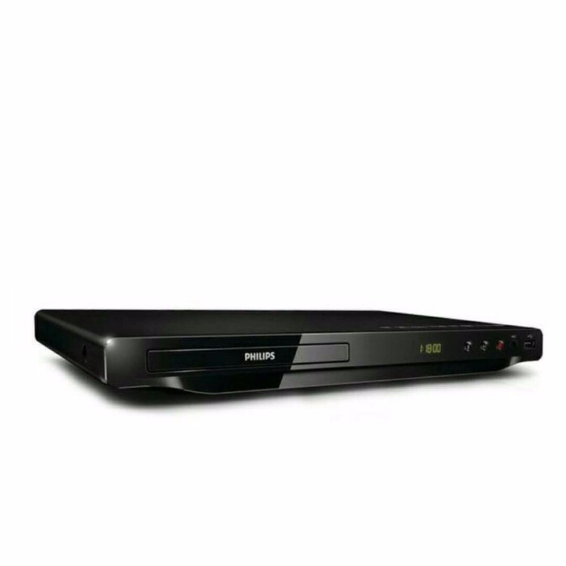 PHILIPS DVD PLAYER DVP-3690K HDMI USB PLAYER