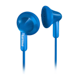 Harga Philips Earphone She3010 ­ Biru Termurah