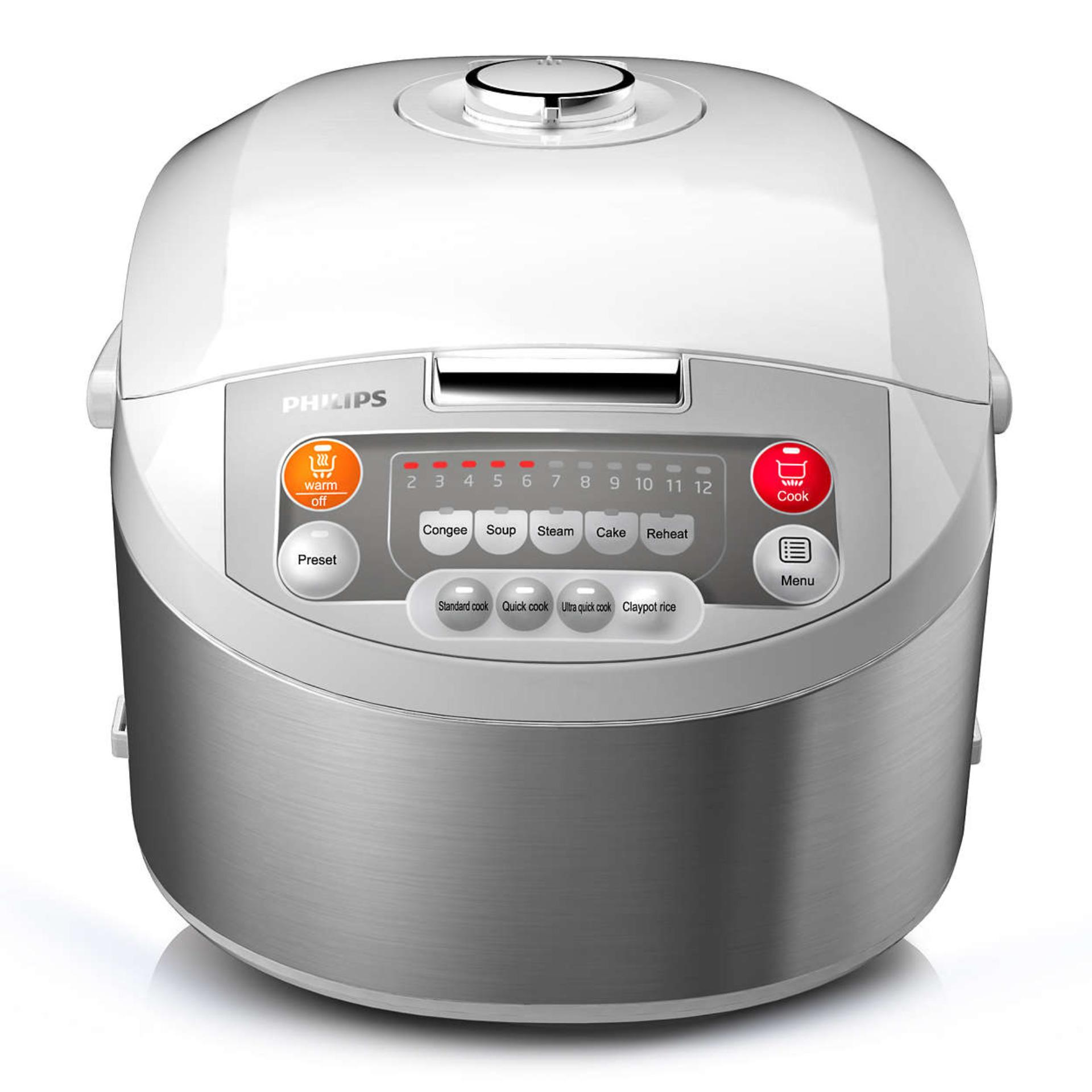 Tips Beli Philips Fuzzy Logic Rice Cooker Hd3038 Yang Bagus