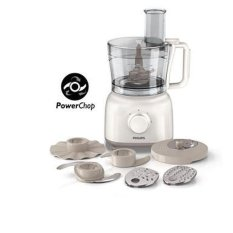 Spesifikasi Philips Hr 7627 Food Processor Putih Dan Harganya