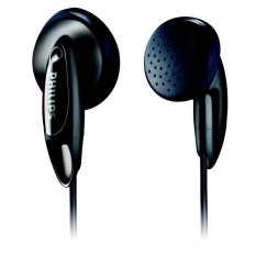 Philips In-Ear Headphone SHE1350 - Hitam