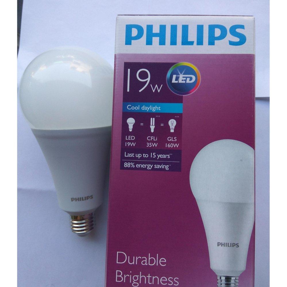 Philips Lampu LED 19 w / 19 watt / 19w / 19watt - White